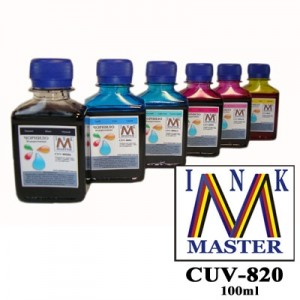 Чернила Master Ink CUV-820 / 100ml (Canon)